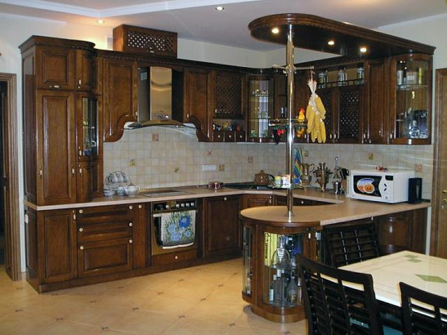 Кухонная мебель на заказ - преимущества, применение, возможности
