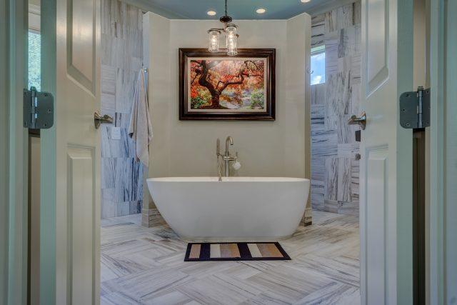 Цвета для ванной комнаты
