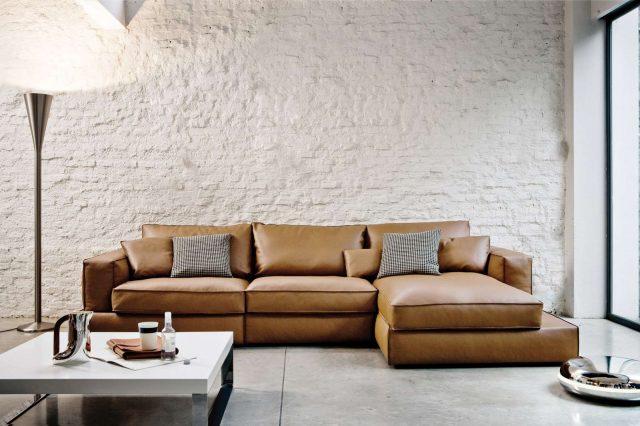 купить кожаный диван