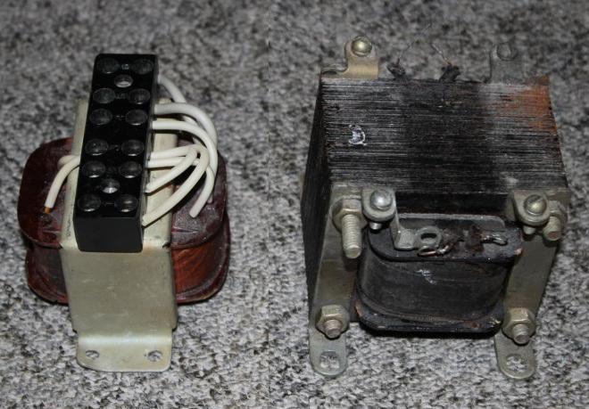 Понижающие трансформаторы на 36 В