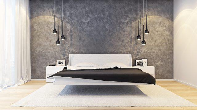 минимализм в комнате
