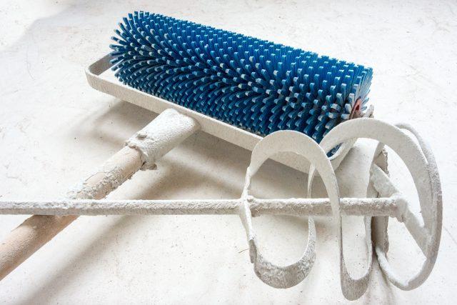 инструменты для заливки наливного пола своими руками