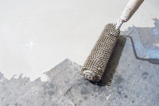 как залить наливной пол своими руками