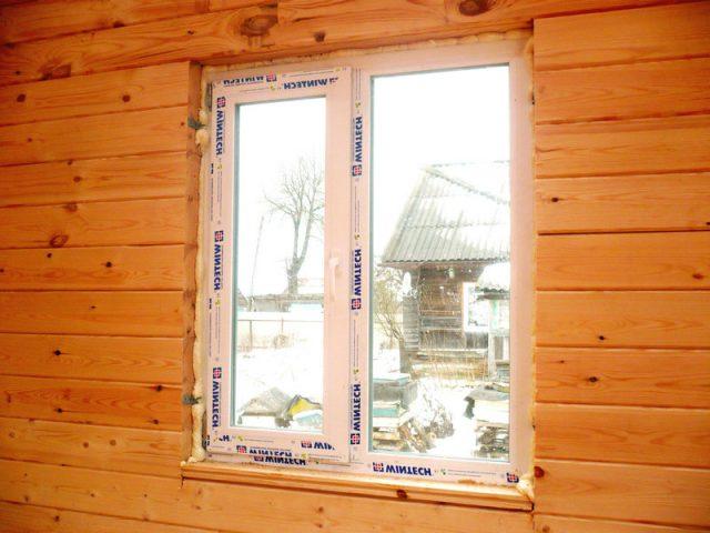 почему потеют окна в деревянном доме из дерева