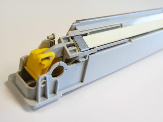 приточный клапан на пластиковые окна - устройство
