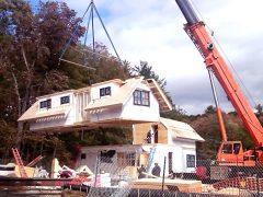 канадская и финская технологии каркасных домов