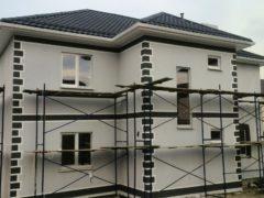 Какие бывают фасадные работы