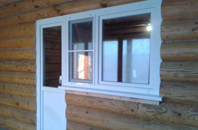 Практичность применения пластиковых окон для частного дома