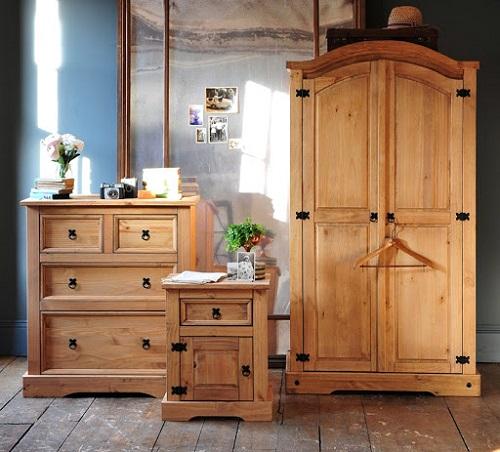 Практичность и привлекательность мебели из сосны