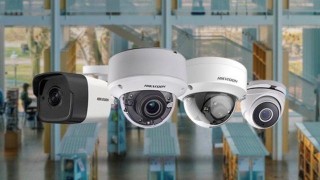 Готовые комплекты систем видеонаблюдения