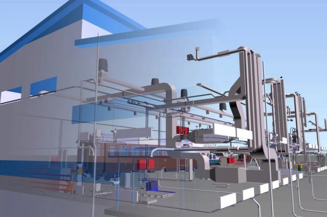 Профессиональное проектирование промышленных объектов