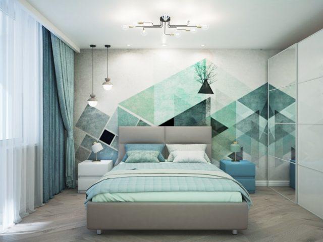 Общие правила оформления спальни