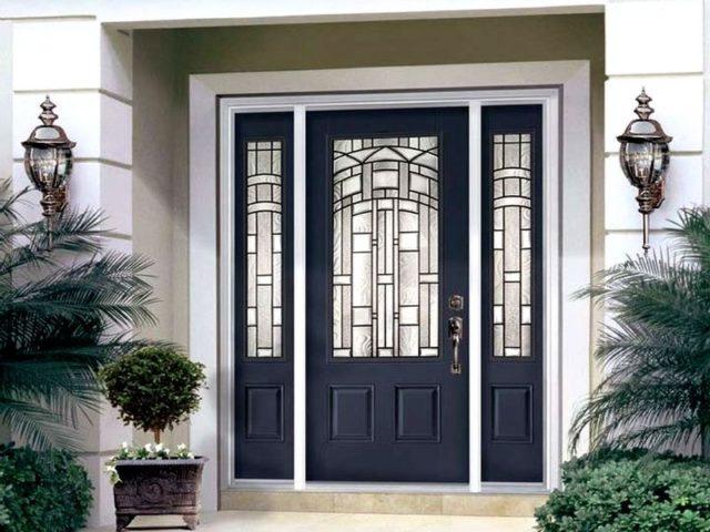 Входные металлические двери: виды, правила выбора