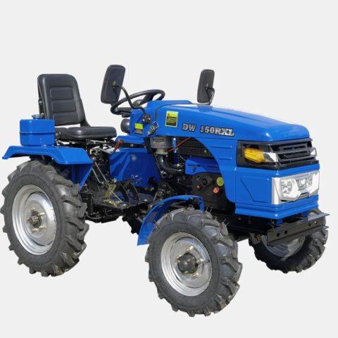Тракторы DW. Технические характеристики и особенности